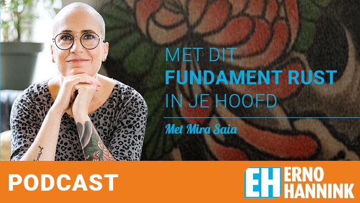 Met dit ondernemersfundament rust in je hoofd (podcast)